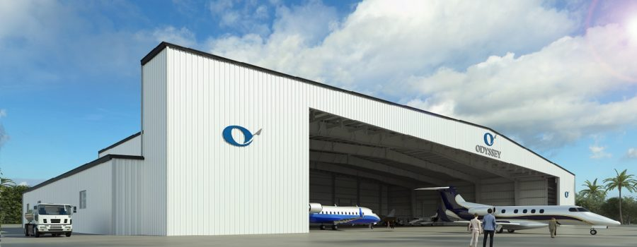 Island Industries (Bahamas) Signs Contract with Odyssey Aviation