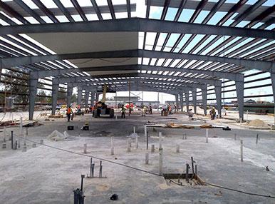 Arawak Port Development