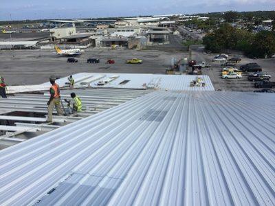 Bahamasair Hangar